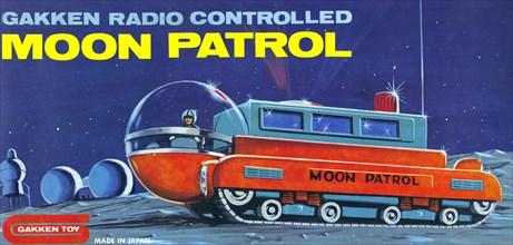Moon Patrol 1950