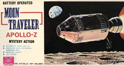 Moon Traveler Apollo-Z 1950