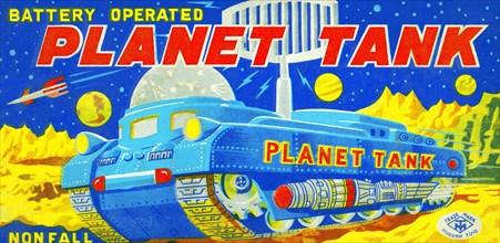 Planet Tank 1950