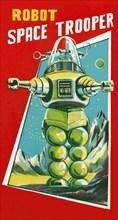 Robot Space Trooper 1950