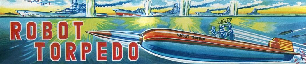 Robot Torpedo 1950