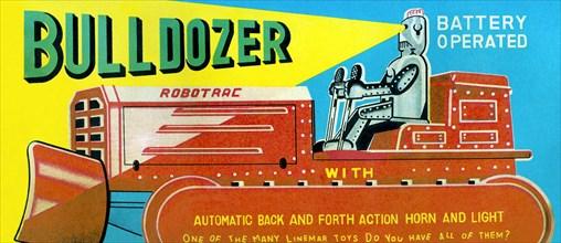 Robotrac Bulldozer 1950
