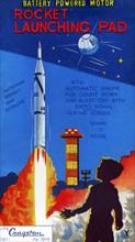 Rocket Launching Pad 1950