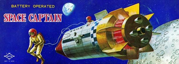 Space Captain 1950