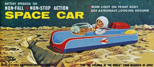Space Car 1950