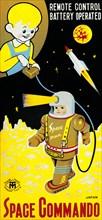 Space Commando 1950