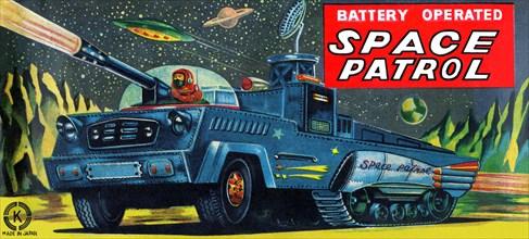 Space Patrol  1950
