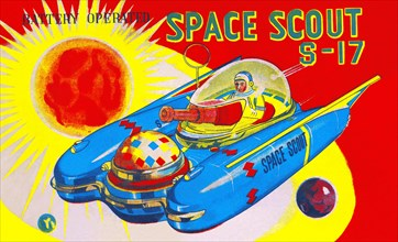 Space Scout S-17 1950