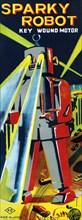 Sparky Robot 1950