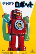 Telephone Robot 1950