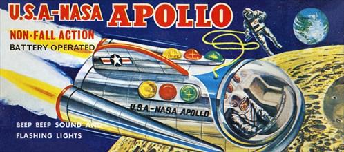 U.S.A. - NASA Apollo 1950