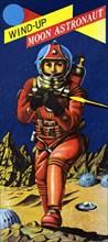 Wind-up Moon Astronaut 1950