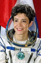 French Woman-Astronaut Claudie-Andre Deshays