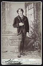 Oscar Wilde in America in 1882
