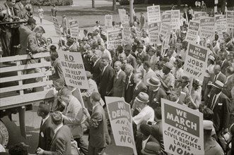 Civil Rights March on DC