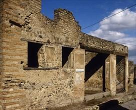 Thermpolium or tavern of Hedones.