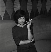 Eartha Kitt dans les années 50-60
