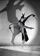 Beryl Grey dans Echec et Mat, en 1947