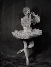 Alicia Markova interprétant Giselle