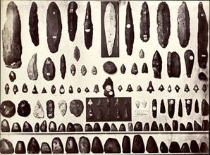 Arrowheads, British Museum