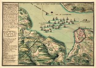 Siege of Quebec City 1670 1755