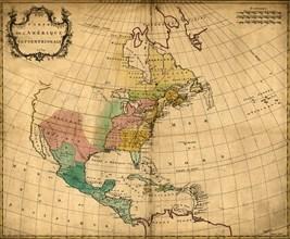 America in 1754 1754