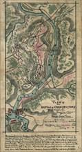 Battle of Carnifex Ferry, West Virginia. 1861