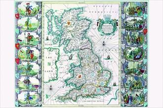 Britannia 1676