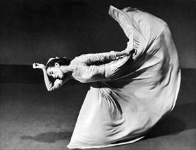 Dancer Martha Graham