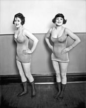 Sidney Lust Chorus Girls