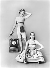 Sixties Outdoor Fashion
