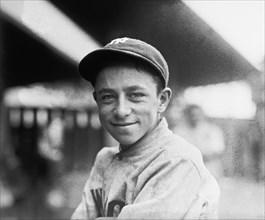 Baseball Mascot Eddie Bennett