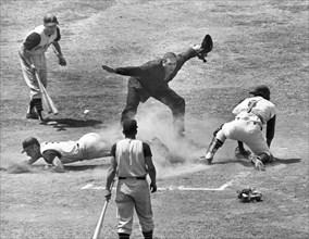 """The Umpire Calls It """"Safe""""!"""