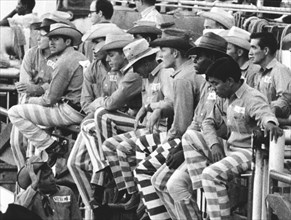 Rodeo Cowboy Prisoners