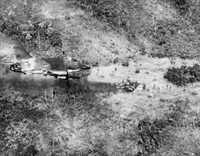 Bombing Vietnam