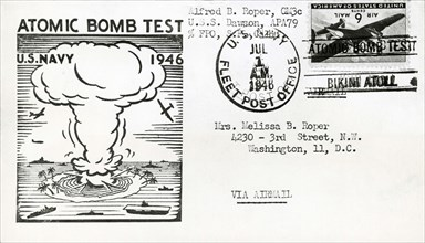 First Atomic Bomb Test