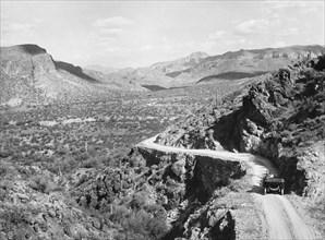 Mormon Flat In Arizona