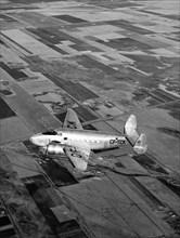 Trans-Canada Passenger Plane