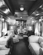 The Royal Train Car