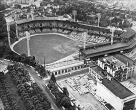 Forbes Field In Pittsburgh