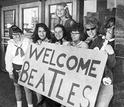 1964 Beatles Fans