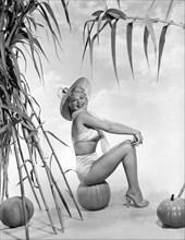 Actress Barbara Nichols