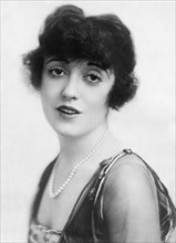 Actress Mabel Normand