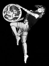An Exotic Russian Dancer