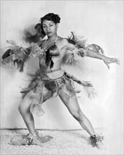 African American Woman Dancer