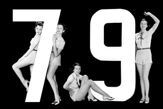 """The Number """"79"""" And Four Women"""