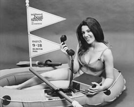 Ship-To-Shore Radio Display