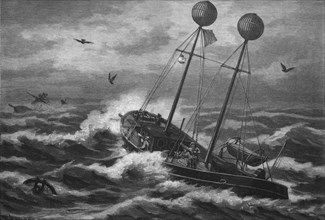 Beacon ship