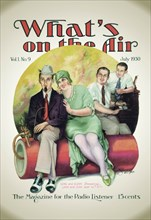 What's on the Air: Dynamite Broadcast 1930