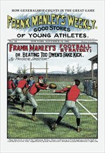 Frank Manley's Football Strategy 1905